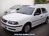 Foto VOLKSWAGEN GOL Branco 2001 Gasolina em Bauru