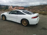 Foto Mitsubishi Eclipse - Top - Forjado Original