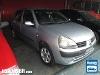 Foto Renault Clio Sedan Prata 2005/2006 Gasolina em...