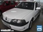 Foto VolksWagen Gol G3 Branco 1999/2000 Gasolina em...