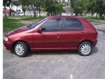 Foto Fiat 1.6 DE 16V 98/99 vermelho