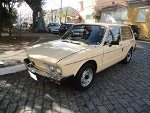 Foto Volkswagen Brasilia 1980 à - carros antigos