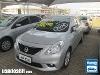Foto Nissan Versa Prata 2013/2014 Gasolina em Brasília