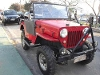 Foto Jeep Willys 4x4 Conversivel Antigo Jipe