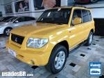 Foto Mitsubishi Pajero TR4 Amarelo 2005/ Gasolina em...