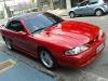 Foto Ford Mustang 1994 à - carros antigos