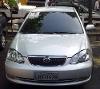 Foto Gnv Toyota Corolla Se-g Seg 1.8 2004 Aut Gps Dvd*