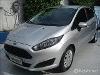 Foto Ford Fiesta Prata 2014