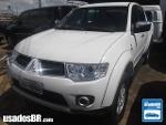 Foto Mitsubishi L200 C.Dupla Branco 2012/2013 Diesel...
