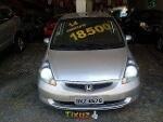 Foto Honda Fit LX 1.4 Completo + Couro, Prata, Pneus...