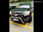 Foto Chevrolet trailblazer 2.8 ltz 4x4 16v turbo...