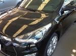 Foto Hyundai Veloster 1.6 Auto Preto Teto Roda 18 -...