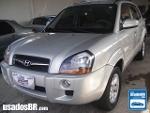 Foto Hyundai Tucson Prata 2013/2014 Á/G em Jataí