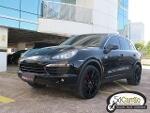 Foto Porsche CAYENNE S - Usado - Preta - 2012 - R$...