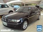 Foto BMW 320i Preto 2004/2005 Gasolina em Goiânia