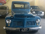 Foto Ford rural willys 4x4 1965/ alcool azul
