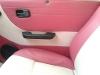 Foto Fusca 1978 1600 estofado rosa