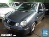 Foto VolksWagen Polo Sedan Cinza 2004 Gasolina em...