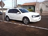 Foto Vw Golf sportine 1.6 flex branco c teto 2011