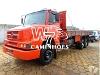 Foto Mb 1620 0-/-- truck carroceria super conservado.