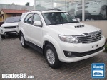 Foto Toyota Hilux SW4 Branco 2014/2015 Diesel em Jataí
