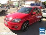 Foto Chevrolet Celta Vermelho 2013/2014 Á/G em Goiânia