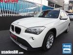 Foto BMW X1 Branco 2011/2012 Gasolina em Goiânia