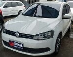 Foto Volkswagen Gol Branco 2013