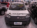 Foto Fiat uno way 1.0 EVO 8V 4P 2011/2012 Flex BRANCO