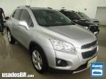 Foto Chevrolet Tracker Prata 2013/2014 Á/G em Goiânia