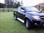 Foto Toyota Hilux troco por MB 1620 2007