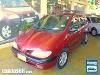 Foto Renault Megane Scenic Vinho 1999/2000 Gasolina...