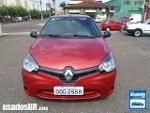 Foto Renault Clio Hatch Vermelho 2013/2014 Gasolina...