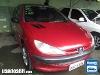 Foto Peugeot 206 Vermelho 2003/ Gasolina em Goiânia