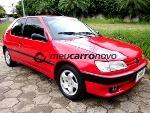 Foto Peugeot 306 xs 1.6 2P 1995/ Gasolina VERMELHO