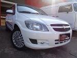 Foto Chevrolet Celta Branco 2012
