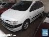 Foto Renault Megane Scenic Branco 1999/2000 Gasolina...