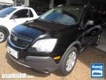 Foto Chevrolet Captiva Preto 2008/2009 Gasolina em...