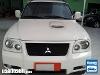 Foto Mitsubishi Pajero Sport Branco 2008 Diesel em...