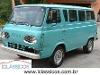 Foto Ford Falcon Van Scooby Doo 1965 Placa Preta -...