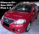 Foto Citroën c3 glx 1.4/ flex 8v -2007, sp