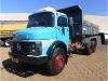 Foto Mb 1514 8-/-- truck caçamba
