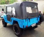 Foto Jeep willys. Aceito troca