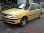 Foto Volkswagen Gol 2000 à - carros antigos