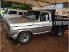 Foto F1000 carroceria de madeira diesel turbo mwm...