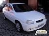 Foto Corsa sedan gls 1.6 - Usado - Branca - 2000 -...