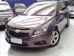 Foto Chevrolet Cruze LT 1.8 16V Cinza 2012/