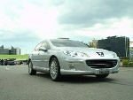 Foto Peugeot 407 Griffe - 2006/2007 - V6 3.0 Cambio...