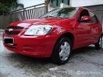 Foto Chevrolet Celta Vermelho 2012