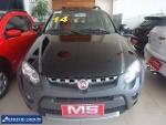 Foto Fiat Strada Adventure 1.8 2P Flex 2014 em...